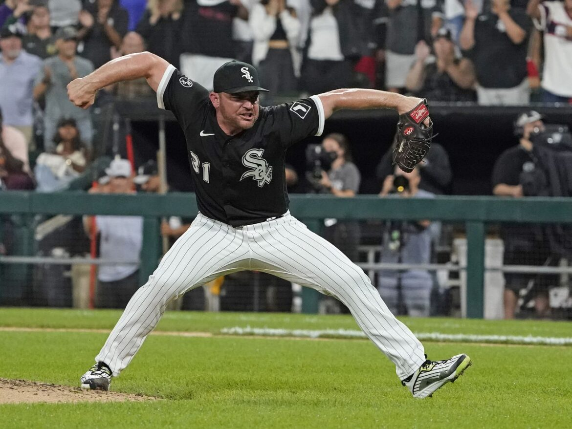 Double-digit lead is 'worst thing you can have,' White Sox closer Liam Hendriks says