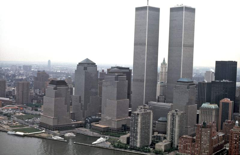 Remember what the Trade Center looked like, pre-9/11? This 360-degree view will show you
