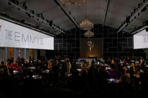 Emmys granted exemption to COVID-19 mask rules