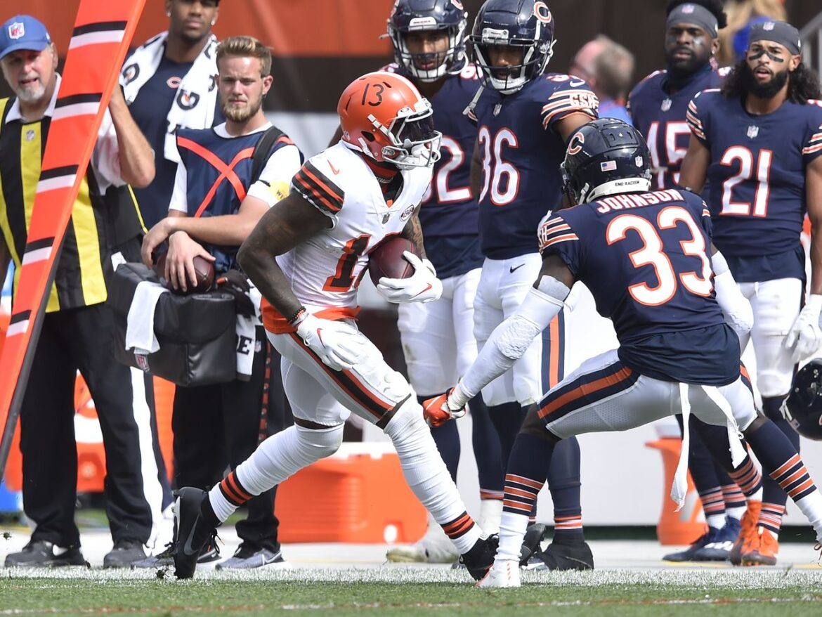 'Exhausted' Odell Beckham Jr. relieved to finally return to Browns