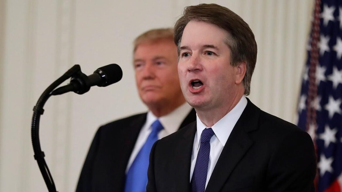 Far-left protesters plan to target Kavanaugh's house: 'You're going to hear from us'