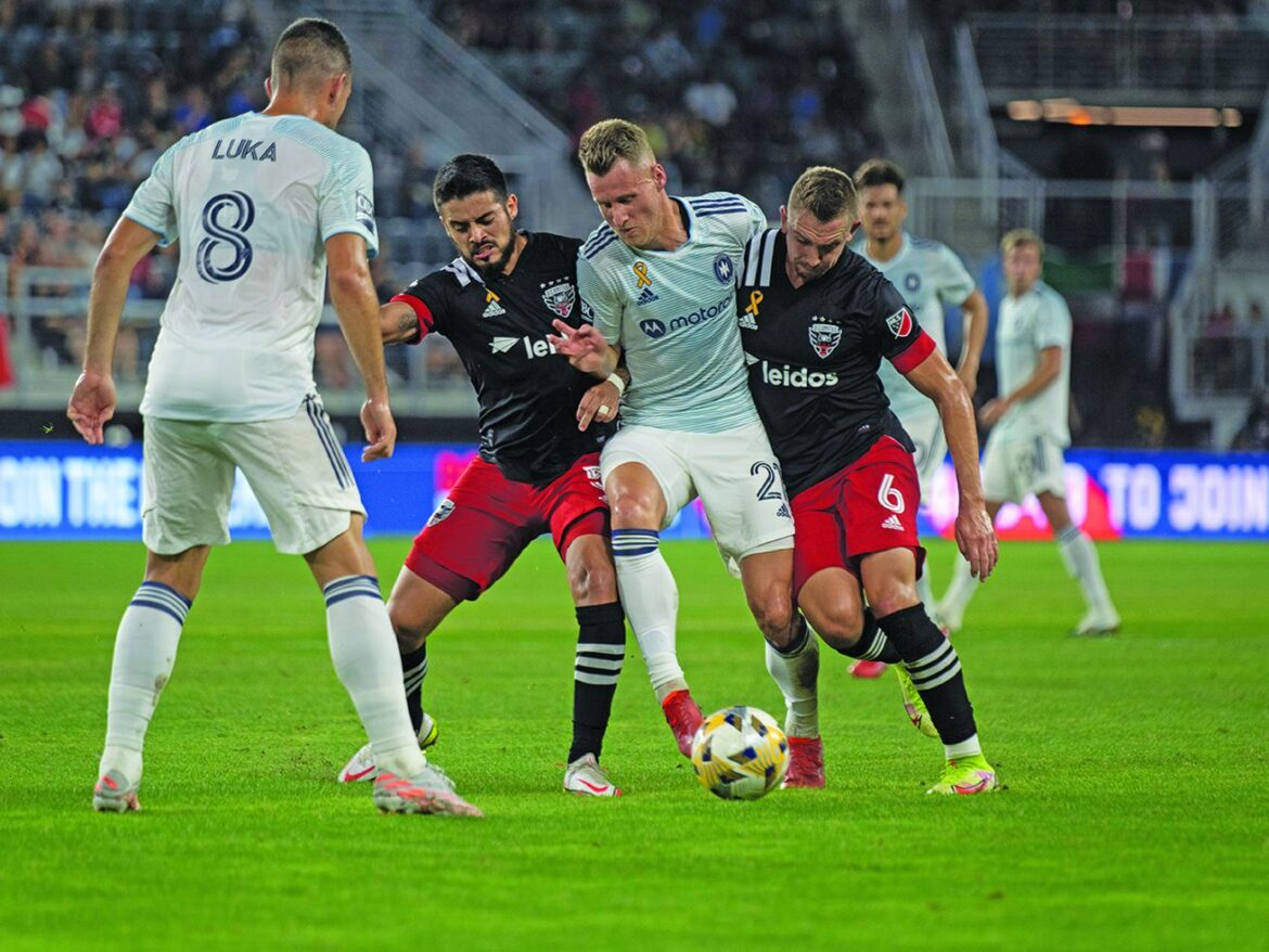 Fire's road woes continue with ninth road loss of season