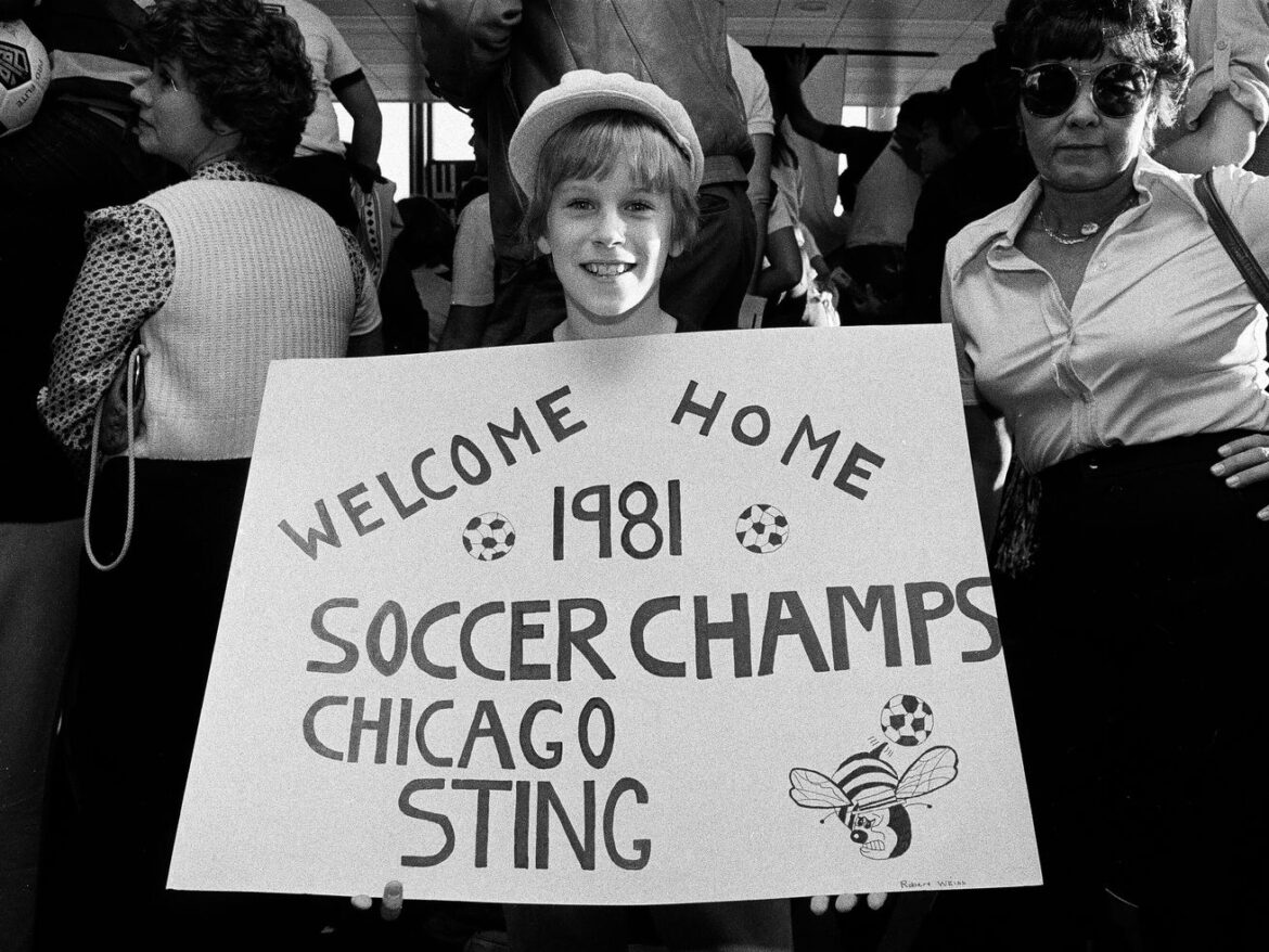 Four decades after 1981 triumph, Chicago Sting look back at title with pride