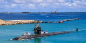 French submarine deal snub reflects Australia's need for better technology to counter China