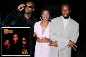 The Fugees reunite with Lauryn Hill for 'The Score' 25th anniversary