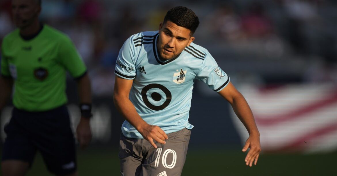 Galaxy can't keep pace with Emmanuel Reynoso and Minnesota in 3-0 loss