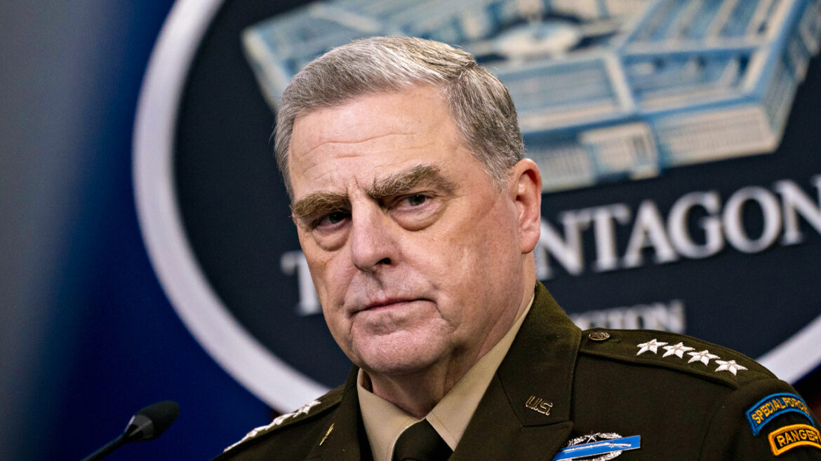 Gen. Milley should go to jail if accusations true, Rep. Ronny Jackson says