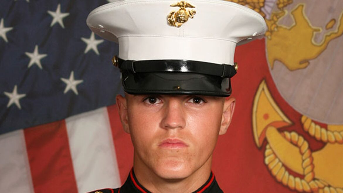GoFundMe page for pregnant wife of Marine killed in Kabul raises over $560,000
