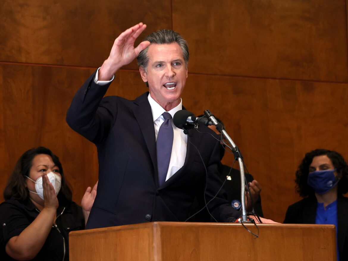 Gov. Newsom's big California victory: Trumpism and what it means for Illinois politics