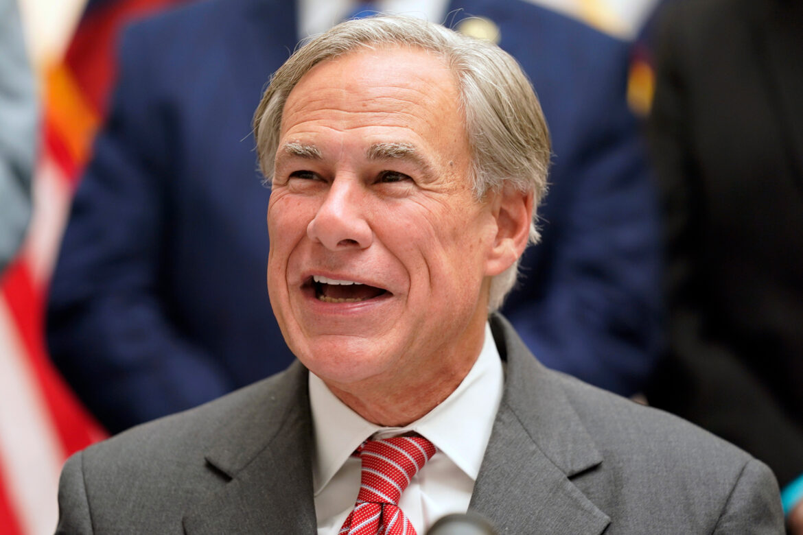 Greg Abbott Isn't Worried About Pregnant Rape Victims Because He's Got a Plan to (Somehow) Arrest All Future Rapists