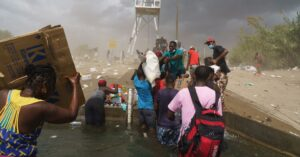 Haiti Protests Mass Deportation of Migrants to a Country in Crisis