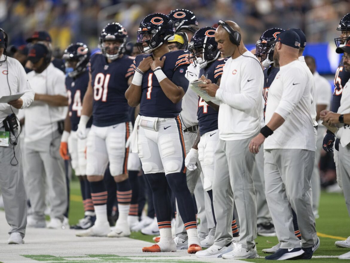 Halas Intrigue Episode 178: What happens if the Bears lose to the Bengals?