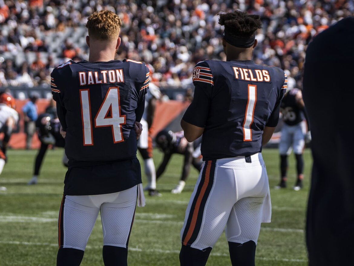Halas Intrigue Episode 179: Are we in the Justin Fields Era?