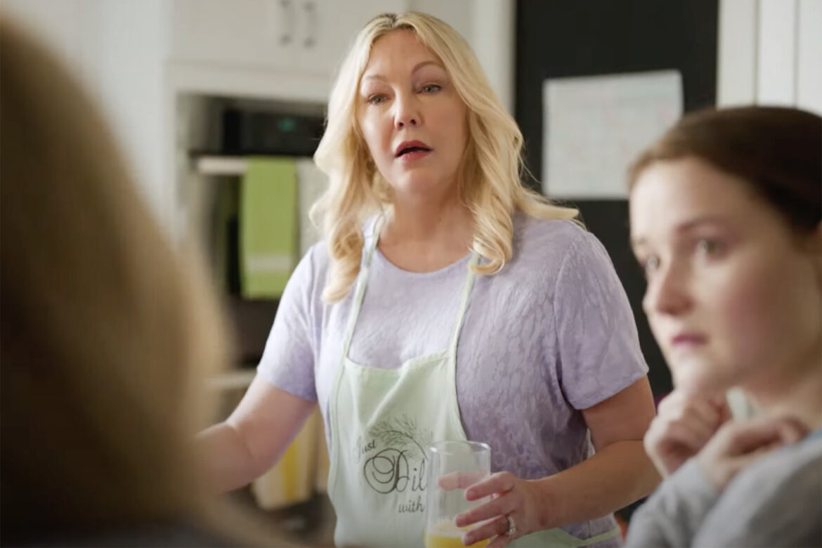 Heather Locklear looks very different in comeback role for Lifetime film