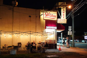 Business is ba-da-booming at Holsten's — home of Tony Soprano's last meal