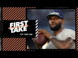 How good would LeBron James have been in the NFL? | First Take