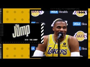 How will Russell Westbrook fit into Lakers' plans? | The Jump