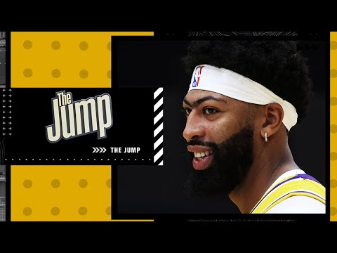 Is Anthony Davis feeling extra pressure heading into this season? | The Jump