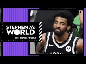 Stephen A. says vaccine mandates could play a role in who wins the NBA championship