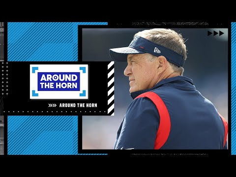 Reacting to Bill Belichick's comments on Tom Brady   Around The Horn