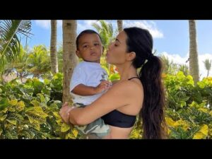 Kim Kardashian TOTALLY Ignored by Son Psalm West in Sweet Video