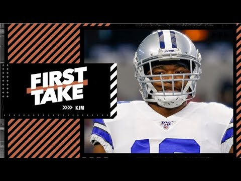 Reacting to Amari Cooper saying he is the best receiver in the league   First Take