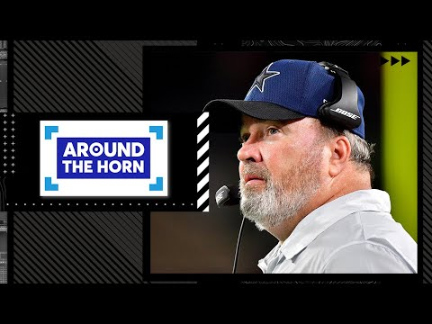 Do the Cowboys have beef over no pass interference call on Godwin? | Around The Horn