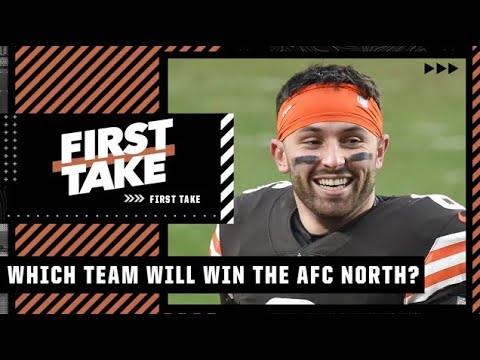 Which team will win the AFC North? First Take debates