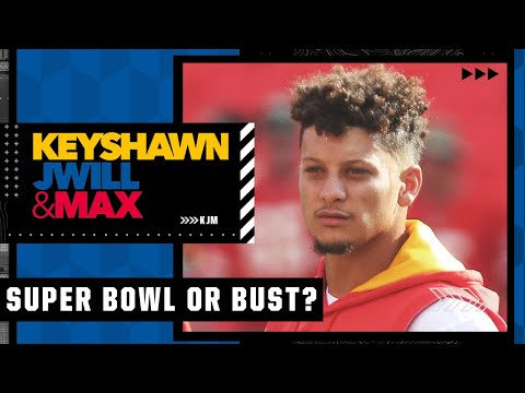 Is it Super Bowl or bust for the Chiefs? | KJM