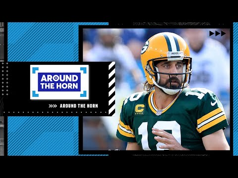 Going Around The Horn to react to Aaron Rodgers poor performance in game 1