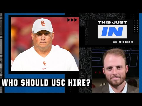 Greg McElroy's top candidates to replace Clay Helton   This Just In
