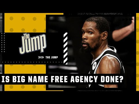 Are the days of splashy NBA free agency signings over?   The Jump