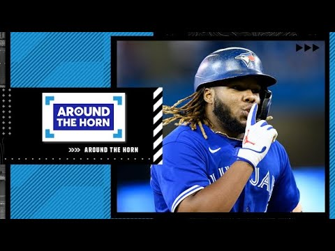 Is Vladimir Guerrero Jr. catching up to Shohei Ohtani for MVP? | Around the Horn