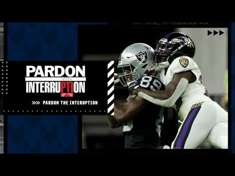 Raiders vs. Ravens had 'scream out loud' moments in the game – Michael Wilbon | PTI