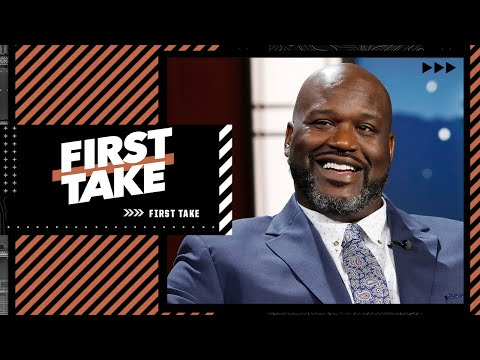 'Carmelo Anthony is right, it is championship or bust for the Lakers' – Shaq   First Take
