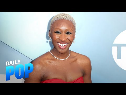 Cynthia Erivo Drops MAJOR Hints on What She's Wearing to Emmys | Daily Pop | E! News