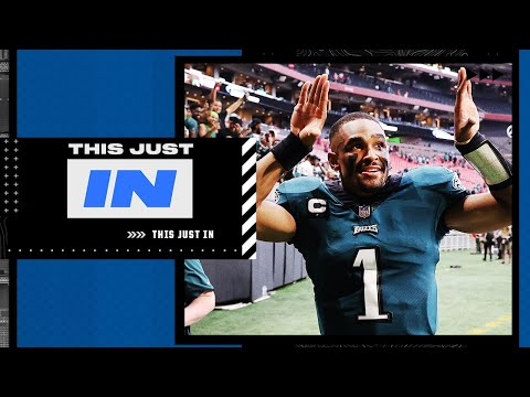 The impact Jalen Hurts will have on the Eagles' pursuit for the NFC East title | This Just In