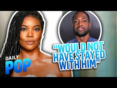 Gabrielle Union Opens Up About Forgiving Dwyane Wade | Daily Pop | E! News