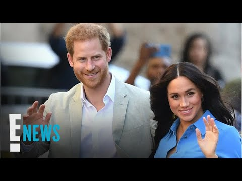 """Meghan Markle and Prince Harry Grace the Cover of """"Time 100"""" 