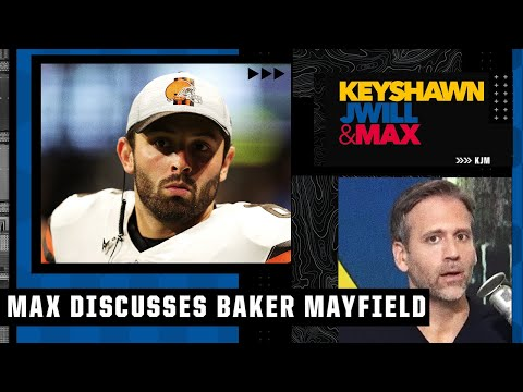 Baker Mayfield needs to step up in big moments to take the next step – Max Kellerman   KJM
