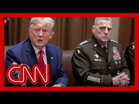 Trump and GOP accuse Gen. Milley of treason. Reporter urges them to read the book