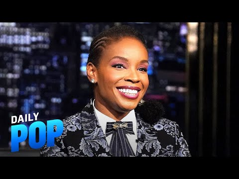 Amber Ruffin's Emmy Dress Game Plan Will SHOCK You | Daily Pop | E! News