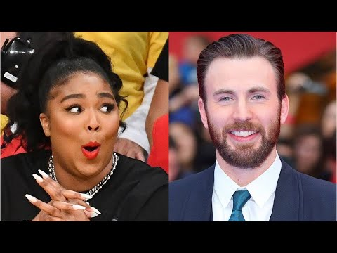"""Lizzo Wants to Act With Chris Evans in """"The Bodyguard"""" Remake"""