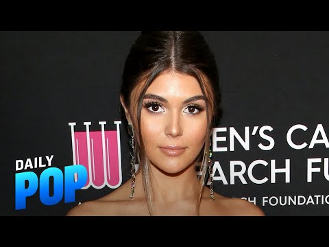 """Does Olivia Jade Deserve to Compete on """"DWTS?""""   Daily Pop   E! News"""