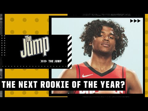 Perk is ALL IN on Jalen Green for NBA Rookie of the Year | The Jump