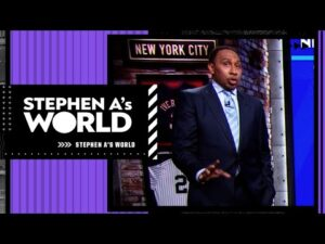 Stephen A. is conflicted about who to put on the NBA's 75th anniversary team | Stephen A's World