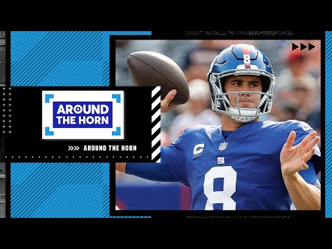 How big of a game is it for Daniel Jones in Week 2 vs. Washington? | Around The Horn