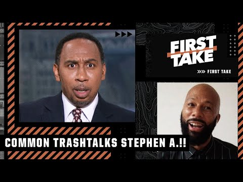 COMMON BLASTS STEPHEN A. for his coaching style😂   First Take