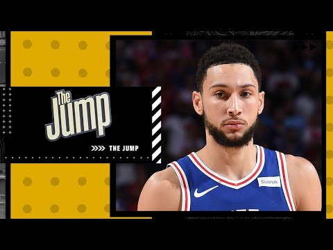 On opening night Ben Simmons might be a 76er, but he will likely be in L.A. – Windhorst | The Jump