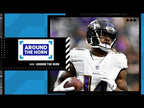 Previewing Chiefs vs. Ravens and Orlando Brown & Sammy Watkins playing former team | Around The Horn